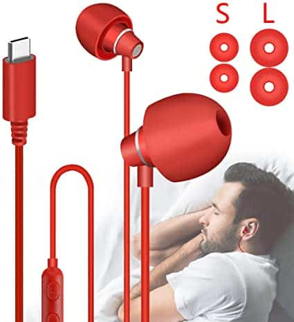 Geekria Sleep Earbuds