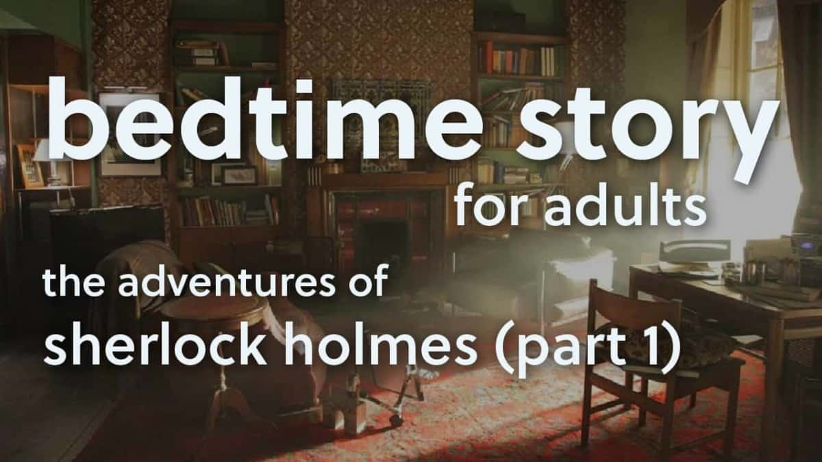 Bedtime-Stories-for-Grown-Ups-Sherlock-Holmes